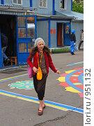 Купить «Кришнаиты. Праздник колесниц», эксклюзивное фото № 951132, снято 6 июня 2009 г. (c) lana1501 / Фотобанк Лори