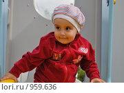 Купить «Счастливая девочка», фото № 959636, снято 4 июля 2009 г. (c) Александр Гаврилов / Фотобанк Лори