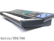 Купить «Миди клавиатура», фото № 959744, снято 17 июня 2009 г. (c) Олег Шеломенцев / Фотобанк Лори