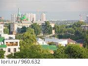Купить «Краснодар. Панорама города», фото № 960632, снято 29 мая 2009 г. (c) Илюхина Наталья / Фотобанк Лори