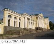 Купить «Дворец пионеров. Екатеринбург», фото № 961412, снято 27 июня 2009 г. (c) Евгения Кошеварова / Фотобанк Лори
