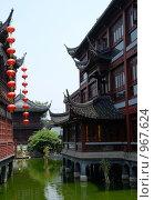 Купить «Мандариновые сады в Шанхае», фото № 967624, снято 28 мая 2009 г. (c) Марина Коробанова / Фотобанк Лори