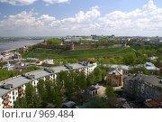 Нижегородский Кремль. Стоковое фото, фотограф Дмитрий Кашканов / Фотобанк Лори