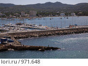 Берег  Испании (2008 год). Стоковое фото, фотограф Юлия Новикова / Фотобанк Лори