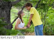 Купить «Душевный разговор», фото № 973800, снято 22 июля 2008 г. (c) Константин Куприянов / Фотобанк Лори