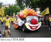 Томский карнавал 2005. Редакционное фото, фотограф Евгений Зиновьев / Фотобанк Лори