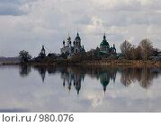 Купить «Спасо-Яковлевский монастырь», фото № 980076, снято 22 апреля 2007 г. (c) Валерий Пчелинцев / Фотобанк Лори