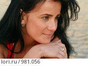 Красивая девушка. Стоковое фото, фотограф Сухоносова Анастасия / Фотобанк Лори
