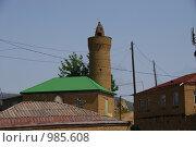 Старинная мечеть, построенная из камня (2009 год). Стоковое фото, фотограф Андрей Лисняк / Фотобанк Лори