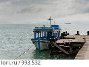 Вьетнамская лодка (2008 год). Редакционное фото, фотограф Александр Трушкин / Фотобанк Лори