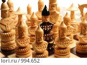 Шахматы. Стоковое фото, фотограф Елена Иценко / Фотобанк Лори
