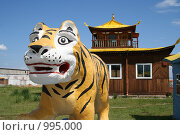 Купить «Улан-Удэ», фото № 995000, снято 31 июля 2006 г. (c) Николай Гернет / Фотобанк Лори