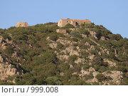 Купить «Байя Сардиния, склоны гор», фото № 999008, снято 10 июня 2009 г. (c) Сергей Бесчастный / Фотобанк Лори