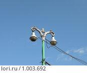 Старый фонарь. Стоковое фото, фотограф Алексей Мартов / Фотобанк Лори