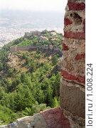 Стены старого города. Стоковое фото, фотограф Сергей Гусев / Фотобанк Лори