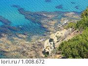 Купить «Кипр - увидеть и влюбиться. Чистейшая вода с рифовым дном», фото № 1008672, снято 28 июня 2009 г. (c) Дамир / Фотобанк Лори
