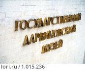 Купить «Госдармуз», фото № 1015236, снято 30 июля 2009 г. (c) Оля Косолапова / Фотобанк Лори