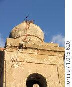 Купить «Фрагмент античного храма, провинция Агридженто, Сицилия», фото № 1015620, снято 30 декабря 2006 г. (c) Chumakov Nina / Фотобанк Лори