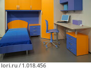 Купить «Детская комната с компьютером», фото № 1018456, снято 28 ноября 2008 г. (c) Losevsky Pavel / Фотобанк Лори