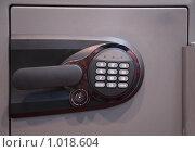 Купить «Сейф с кодовым замком», фото № 1018604, снято 28 ноября 2008 г. (c) Losevsky Pavel / Фотобанк Лори