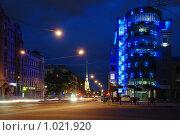 Купить «Ночной Петербург», эксклюзивное фото № 1021920, снято 24 июля 2009 г. (c) Ольга Визави / Фотобанк Лори