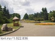 Киев, ботанический сад (2009 год). Стоковое фото, фотограф Алексей Котлов / Фотобанк Лори