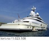 """Яхта """"Pelorus"""" в Копенгагене (2008 год). Редакционное фото, фотограф Елена Снопова / Фотобанк Лори"""