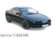 Купить «Черный спортивный автомобиль», фото № 1024596, снято 15 апреля 2009 г. (c) Яков Филимонов / Фотобанк Лори