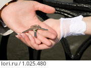 Ключи на руках (2009 год). Редакционное фото, фотограф Юлия Новикова / Фотобанк Лори