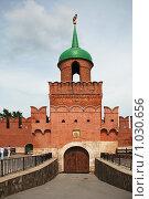 Купить «Кремль в Туле», эксклюзивное фото № 1030656, снято 30 июля 2009 г. (c) lana1501 / Фотобанк Лори
