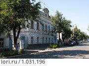 Купить «Сарапул, центр города Республика Удмуртия», эксклюзивное фото № 1031196, снято 3 августа 2009 г. (c) Кучкаев Марат / Фотобанк Лори