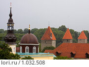 Купить «Старый Таллин», фото № 1032508, снято 12 августа 2009 г. (c) Ямаш Андрей / Фотобанк Лори