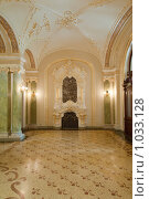 Купить «Интерьер оперного театра, Одесса, Украина», фото № 1033128, снято 13 мая 2009 г. (c) Сергей Галушко / Фотобанк Лори