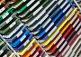 Набор цветной бумаги, фото № 1034528, снято 24 мая 2009 г. (c) Яков Филимонов / Фотобанк Лори