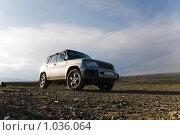 Купить «Дискавери», фото № 1036064, снято 22 июля 2009 г. (c) Юрий Викулин / Фотобанк Лори
