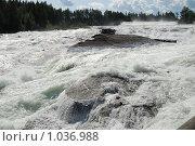 Купить «Водопад», фото № 1036988, снято 7 августа 2009 г. (c) Tamara Sushko / Фотобанк Лори