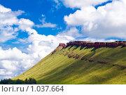 Купить «Гора Сундук № 1. Хакасия», фото № 1037664, снято 7 июля 2009 г. (c) Сергей Болоткин / Фотобанк Лори