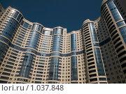 Купить «Новостройка», эксклюзивное фото № 1037848, снято 10 августа 2009 г. (c) Александр Алексеев / Фотобанк Лори