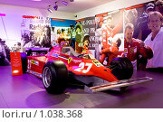 Купить «Гоночный автомобиль. Формула 1. Ferrari, музей Феррари, Моронелло, Италия», фото № 1038368, снято 9 июля 2008 г. (c) Александр Косарев / Фотобанк Лори