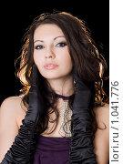 Купить «Портрет девушки», фото № 1041776, снято 9 ноября 2008 г. (c) Сергей Сухоруков / Фотобанк Лори