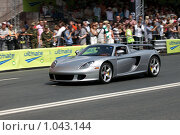 Купить «Суперкар», фото № 1043144, снято 19 июля 2009 г. (c) Dmitry Nabokov / Фотобанк Лори