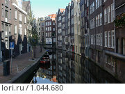 Каналы Амстердама (2005 год). Редакционное фото, фотограф Всеволод Майский / Фотобанк Лори