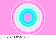 Цветные круги. Стоковая иллюстрация, иллюстратор Ilogin / Фотобанк Лори