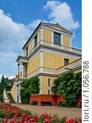 Купить «Античная вилла (Помпея)», фото № 1056788, снято 9 августа 2009 г. (c) Lina Kurbanovsky / Фотобанк Лори