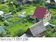 Купить «Дачный участок», фото № 1057236, снято 27 июля 2009 г. (c) Михаил Павлов / Фотобанк Лори