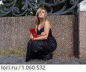 Купить «Сбежавшая с праздника», фото № 1060532, снято 26 августа 2009 г. (c) Троицкая Алиса / Фотобанк Лори