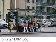 Купить «Городской пейзаж (г. Турку. Финляндия)», фото № 1061060, снято 2 августа 2009 г. (c) Александр Секретарев / Фотобанк Лори