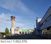 Купить «Международный аэропорт Казани», эксклюзивное фото № 1062976, снято 25 августа 2009 г. (c) Алина Голышева / Фотобанк Лори