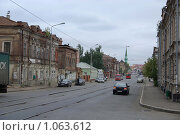 Улица Казани (2009 год). Редакционное фото, фотограф Мальцева Наталья / Фотобанк Лори