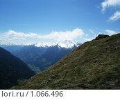Горы Passo Giovo. Стоковое фото, фотограф Евгений Гурьев / Фотобанк Лори